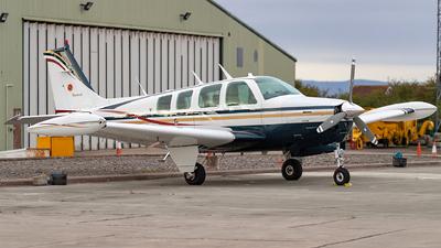A picture of GZLOJ - Beech A36 Bonanza - [E1677] - © Phil Woods