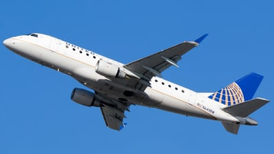 N649RW - Embraer 170-100SE - United Express (Republic Airlines)