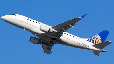 A picture of N649RW - Embraer E170SE - United Airlines - © Alec Mollenhauer