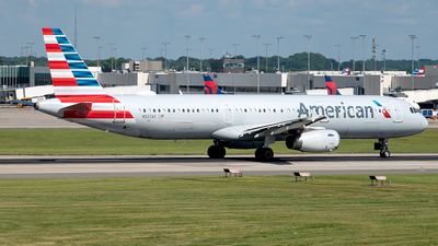 A picture of N507AY - Airbus A321231 - American Airlines - © Yan777