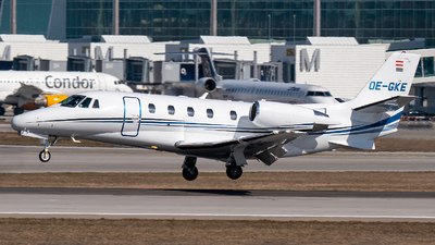 OE-GKE - Cessna 560XL Citation XLS - Fly Tyrol