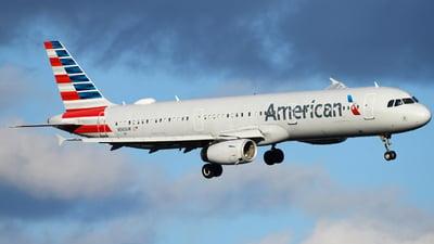 N560UW - Airbus A321-231 - American Airlines