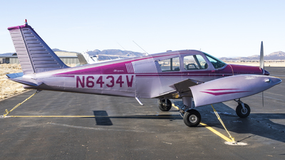 N6434W - Piper PA-28-140 Cherokee - Private
