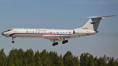 A picture of RA65905 - Tupolev Tu134AK - Rossiya  Special Flight Squadron - © Pavel Andreevich
