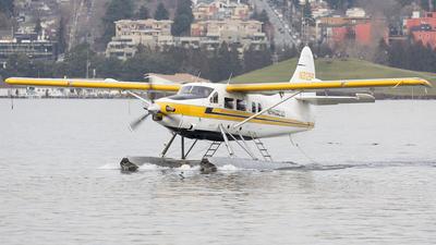 N3125S - De Havilland Canada DHC-3T Vazar Turbine Otter - Kenmore Air