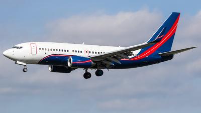 P4-LIG - Boeing 737-7JF(BBJ) - Orion-X