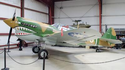 NL40PN - Curtiss P-40N Warhawk - Private