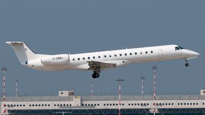 G-EMBJ - Embraer ERJ-145EU - bmi Regional