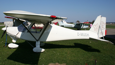 D-MUDK - Ikarus C-42 - Private