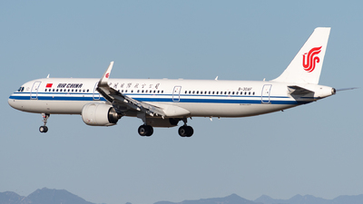 B-30AF - Airbus A321-271N - Air China