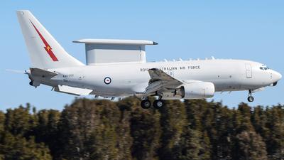 A30-002 - Boeing 737-7ES Wedgetail - Australia - Royal Australian Air Force (RAAF)