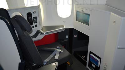N780AV - Boeing 787-8 Dreamliner - Avianca