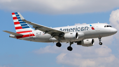 N9021H - Airbus A319-115 - American Airlines