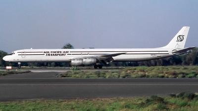 N875SJ - Douglas DC-8-73(F) - Southern Air Transport (SAT)
