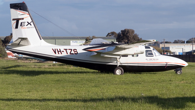 VH-TZS - Rockwell 500S Shrike Commander - Private