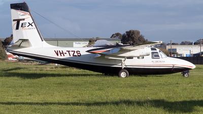 A picture of VHTZS - Aero Commander 500S - [3080] - © George Canciani