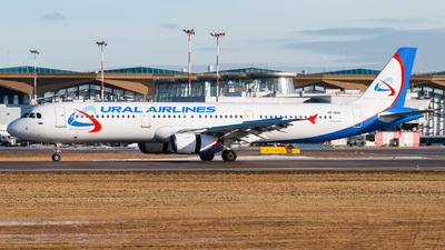 A picture of VPBVA - Airbus A321231 - Ural Airlines - © KomradAlexey