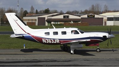 N363JR - Piper PA-46-500TP Malibu Meridian - Private