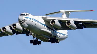 RA-78750 - Ilyushin IL-76MD - Russia - 224th Flight Unit State Airline