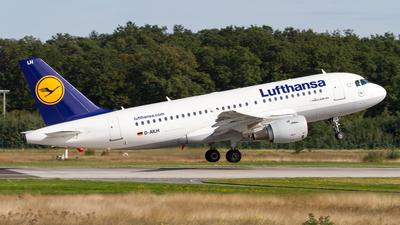 D-AILH - Airbus A319-114 - Lufthansa