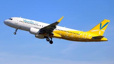 JA04VA - Airbus A320-216 - Vanilla Air