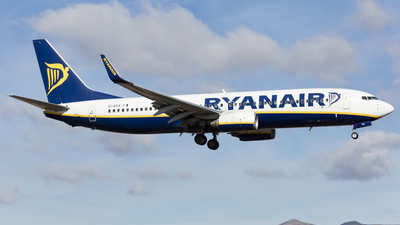 EI-EKX - Boeing 737-8AS - Ryanair