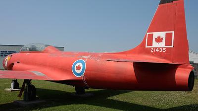 21435 - Canadair CT-133 Silver Star - Canada - Royal Canadian Air Force (RCAF)