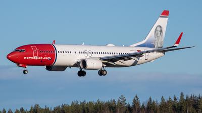 SE-RPH - Boeing 737-8JP - Norwegian Air Shuttle