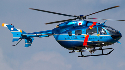A picture of JA16KP - Airbus Helicopters H145 - [4038] - © Shimizu Brothers