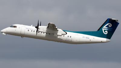 A picture of ZKNEO - De Havilland Canada Dash 8300 - Air New Zealand - © Reuben Morison