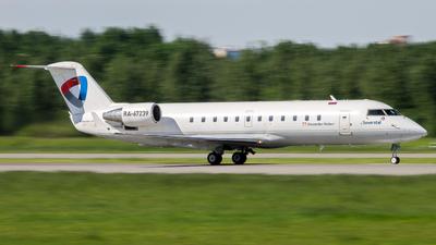 RA-67239 - Bombardier CRJ-200LR - Severstal Air Company