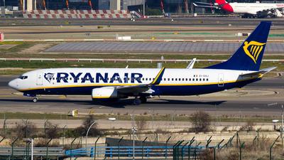 A picture of EIDAJ - Boeing 7378AS - Ryanair - © Alejandro Gutierrez Martin