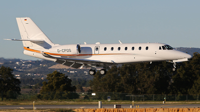A picture of DCPOS - Cessna 680 Citation Sovereign - [6800583] - © Bruno Lazaro