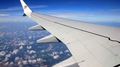 9M-LRC - Boeing 737-8 MAX - Batik Air Malaysia