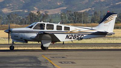 N285C - Beechcraft A36 Bonanza - Private