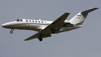 A picture of DCMAN - Cessna 525B CitationJet CJ3 - [525B0215] - © Claus Seifert