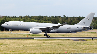 T-055 - Airbus A330-203(MRTT) - Netherlands - Royal Air Force