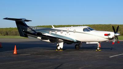 A picture of N177TJ - Pilatus PC12/47E - [1305] - © Dave Lu