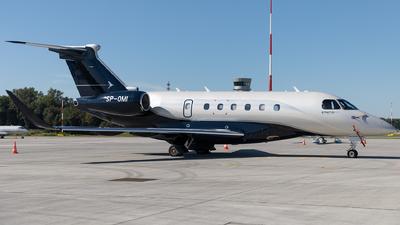 SP-OMI - Embraer EMB-550 Praetor 600 - Jet Story