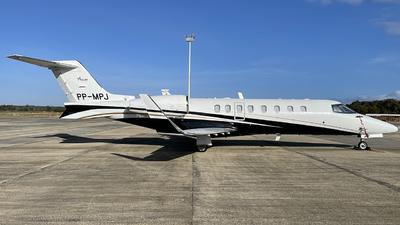 PP-MPJ - Bombardier Learjet 45 - Private