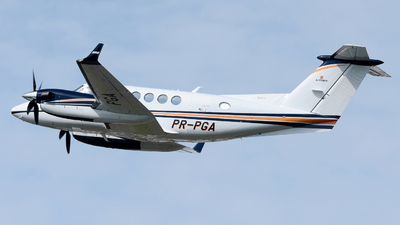 PR-PGA - Beechcraft B200GT Super King Air - Private