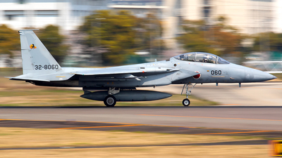 32-8060 - McDonnell Douglas F-15DJ Eagle - Japan - Air Self Defence Force (JASDF)