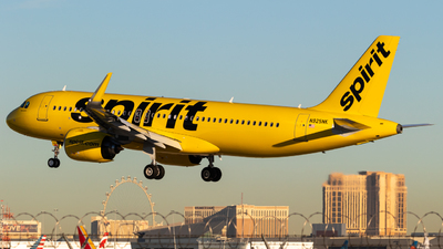 A picture of N925NK - Airbus A320271N - Spirit Airlines - © Alex Crail