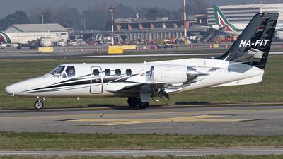 HA-FIT - Cessna 500 Citation I - Private