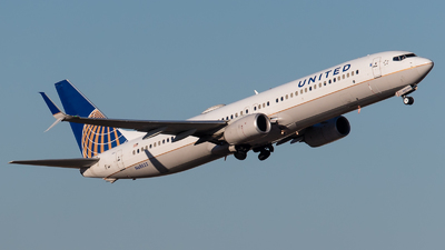 A picture of N68822 - Boeing 737924(ER) - United Airlines - © Positive Rate Photography
