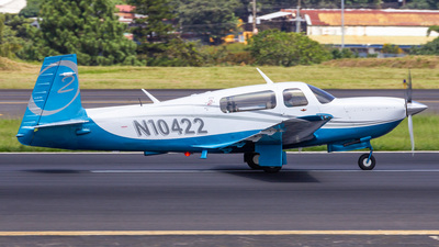 N10422 - Mooney M20R Ovation - Private