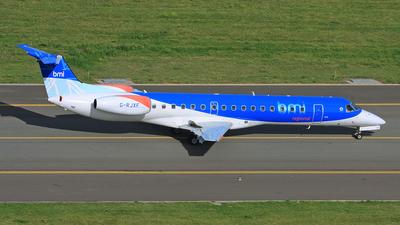 G-RJXF - Embraer ERJ-145EP - bmi Regional