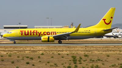 D-AHFI - Boeing 737-8K5 - TUIfly