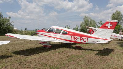 HB-PCI - Piper PA-28-180 Cherokee E - Private