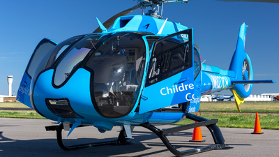 N127CH - Airbus Helicopters H130 T2 - Reach Air Medical Services